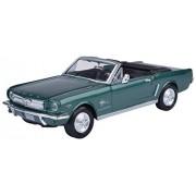 Motormax 1:24 1964 1/2 Ford Mustang (Convertible) (Yellow)