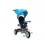 Tricicleta Copii Moni Flexy Plus Albastru