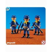 Playmobil 7047 Figures Set 3 Union Soldiers