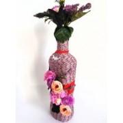 Vaza handmade flori artificiale