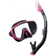 Serene Pink (UC-1625 HP) - zestaw maska + fajka dla kobiet + GRATIS
