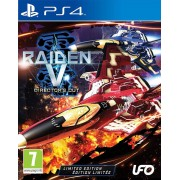 Pqube Raiden V: Director's Cut Limited Edition