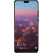 Telefon mobil Huawei P20 128GB Dual Sim 4G Black Bonus Selfie Stick Tellur Premium