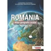 Atlas geografic scolar - Romania - Ana-Maria Marin Ionut Savulescu Cezar-Iulian Buterez Marina-Ramona Virghileanu