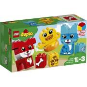 LEGO DUPLO Mijn Eerste Puzzeldieren - 10858