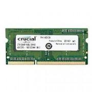 Crucial RAM modul pro notebooky Crucial CT51264BF160BJ 4 GB 1 x 4 GB DDR3 RAM 1600 MHz CL11 11-11-27