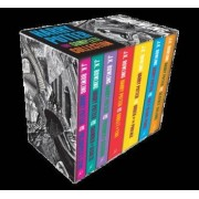 Harry Potter Boxed Set: The Complete Collection Adult Paperback by J. K. Rowling