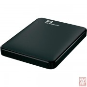 "2.5"" 2TB WD Elements, External HDD, USB3.0, Black (WDBU6Y0020BBK)"