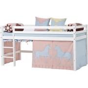 Hoppekids Loftsäng 90 x 200 cm - Hoppekids Indian Girl Säng 102617