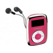 Intenso Music Mover MP3-spelare 8 GB Rosa Monterings-clip