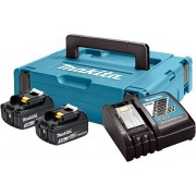 LXT set u koferu Makpac 1,BL1830B x 2kom + DC18RC PUNJAC