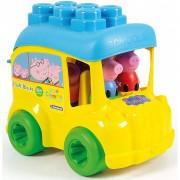 Clementoni Clemmy – cubo Bus Peppa Pig