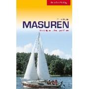 Reisgids Masuren – Masurië   Trescher Verlag