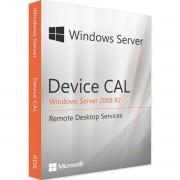 Microsoft Windows Remote Desktop Services 2008 1 Device CAL