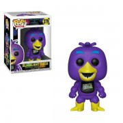 Funko Pop! Vinyl Five Nights at Freddy's - Chica versione Ultravioletta Figura Pop! Vinyl Esclusiva