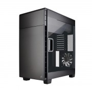 Corsair Carbide clear 600C zwart