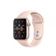 Умные часы Apple Watch Series 5 GPS 40mm Aluminum Case with Sport Band Pink Sand MWV72RU/A
