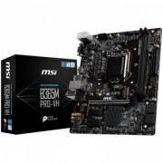 Placa De Baza MSI Main Board Desktop B365M PRO-VH
