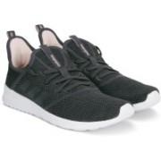 ADIDAS CLOUDFOAM PURE Running Shoes For Women(Grey, Black)