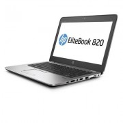 HP EliteBook 820 G3 med dockningsstation