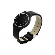 Curea smartwatch MISFIT Shine Leather Black