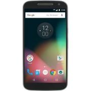 "Telefon Mobil Motorola Moto E3, Procesor Quad-core 1.0GHz, IPS LCD Capacitiv touchscreen 5"", 8GB Flash, 1GB RAM, 8MP, Wi-Fi, 4G, Android (Negru) + Cartela SIM Orange PrePay, 6 euro credit, 4 GB internet 4G, 2,000 minute nationale si internationale fix sau"
