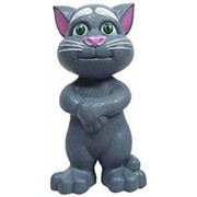 Tom Cat with Recording, Music, Story and Touch Functionality, Wonderful Voice, Stories and Songs