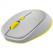 Logitech Mysz bezprzewodowa LOGITECH M535 Szaro-żółty