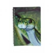 Merkloos Slangen schrift 3D 21cm