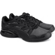 Puma Tazon Modern Fracture Running Shoes For Men(Black)
