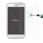 50 PCS 5.0 inch Mobile Phones 0.26mm 9H Surface Hardness 2.5D Explosion-proof Tempered Glass Film No Retail Package