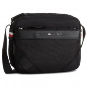 Geantă crossover TOMMY HILFIGER - Elevated Nylon Mini Camera Bag AM0AM05026 BDS