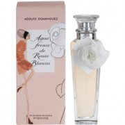 Adolfo Dominguez Agua Fresca de Rosas Blancas Eau de Toilette para mulheres 120 ml