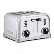 Cuisinart tostador cuisinart cpt-180 4 rebanadas acero