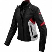 SPIDI Jacket SPIDI Flash H2Out Lady Black / Grey / Red