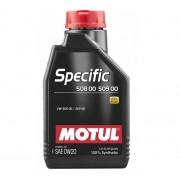 MOTUL SPECIFIC VW 508.00 - 509.00 0W-20 1L motorolaj