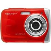 Aparat Foto Digital Easypix W1024R Splash, 16 MP, CMOS (Rosu)