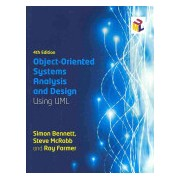 Object-Oriented Systems Analysis and Design Using UML (Bennett Dr. Simon J.)(Paperback) (9780077125363)