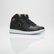 Jordan Brand Air Jordan 1 Retro High Og Gs Black/Metallic Gold/Summit White