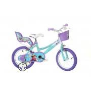 Bicicleta pentru copii Dino Bikes Frozen, 14 inch