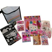 "Hello Kitty BUSY BAG ""Color Me"" Tote Travel and On-the-Go Entertainment and Activities"