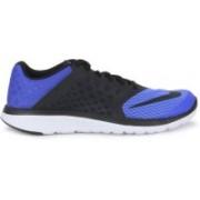 Nike FS LITE RUN Running Shoes(Blue, Black, White)