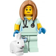 LEGO Collectible Minifigure Series 17 - Veterinarian Vet (71018)