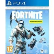Warner Bros PS4 Fortnite - Pacchetto Zero Assoluto (CDD)