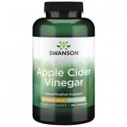 Swanson Apple Cider Vinegar (Jablečný Ocet) 625 mg 180 kapslí