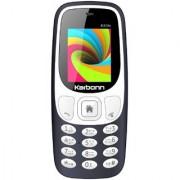 Karbonn K310n Dual SIM Basic Phone (Midnight Blue)