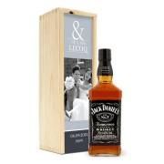 YourSurprise Whisky - Jack Daniels - avec coffret personnalisé