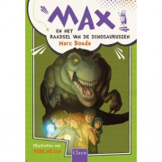 Max en het raadsel van de dinosaurussen - Marc Boada