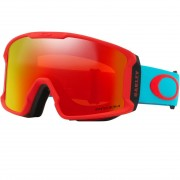 Oakley Line Miner XM caribbean sea red / Prizm Torch Iridium (2018/19)