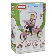 LITTLE TIKES - TRICICLETA 4 IN 1 ROZ (LT63430)